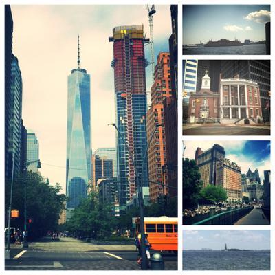 Зарисовка о NYC