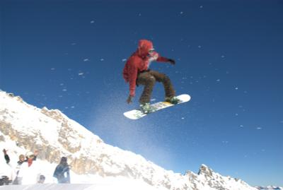взлёт! сноуборд, фристайл