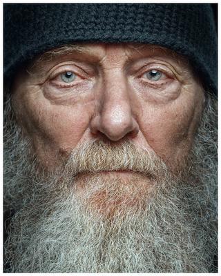 Портрет Фёдора Конюхова Fedor Konyukhov traveler writer artist priest