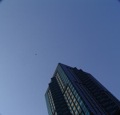 """Помню,я летал во сне..."" Канада Монтреаль Квебек небоскрёб"