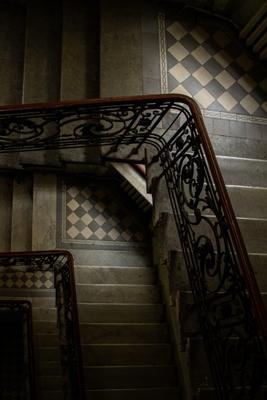 Геометрия подъезд тень свет геометрия архитектура