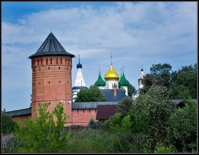 Спасо-Евфимиев монастырь в Суздале Спасо Евфимиев монастырь Суздаль