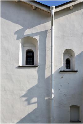 Про свет Тихвинский Богородичный Успенский монастырь