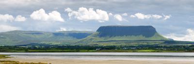 Полный вперёд! бен-бальбен горы столовая гора ирландия слайго панорама природа пейзаж облака