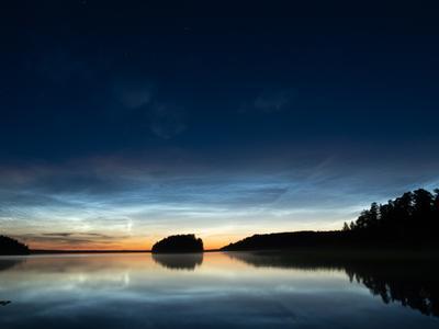 Полночь на Сундозере
