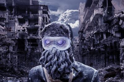 Сталкер апокалипсис сталкер киберпанк