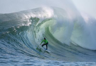 Mavericks 2013. Mavericks, серфинг, спорт, волны, океан