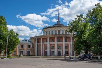 Речной вокзал тверь город речной вокзал лето