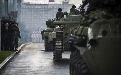Стальная армия Донбасса