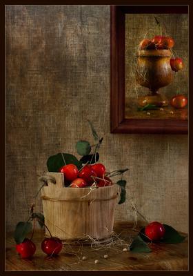 Яблочки райские яблочки