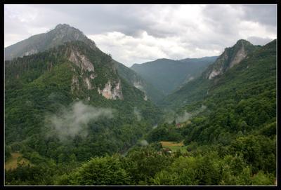 Долина Черногория