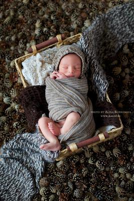 Зимний портрет newborn photographer kids Alina Rodionova новорожденный фотограф новорожденных Алина Родионова детский