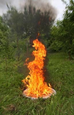 Огонь огонь