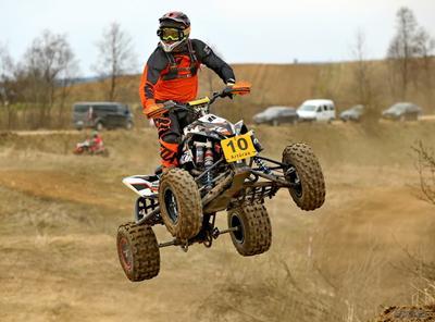 Cross Country 1 moto