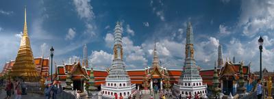 Королевский дворец. Тайланд. Страна 1000 улыбок!