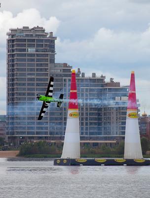 Red Bull Air Race Соревнования самолет Казань Red Bull Air Race