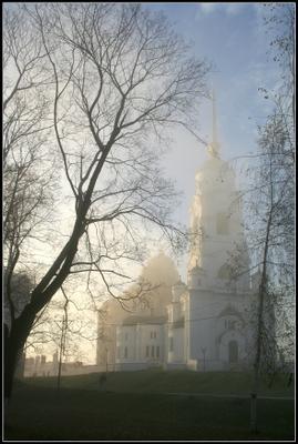 Завтра Пасха)) Успенский собор Владимир