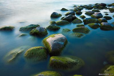 Камни и море 2 камни, море, Эстония, Балтика