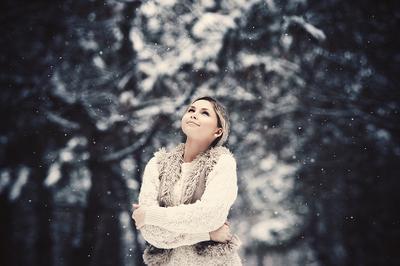Зимняя Алина