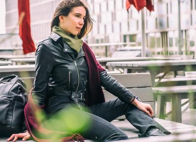 Девушка, которая любит путишествовать Berlin