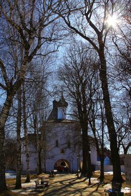 Суздальский Спасо-евфимиев мужской монастырь Суздальский Спасо-евфимиев мужской монастырь