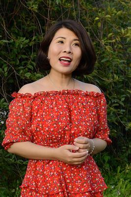 Вьетнамская оперная певица Phuong Mai (Soprano Gnesin) Россия Москва Коломенское лето вьетнамская певица Phuong Mai