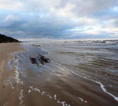 Ветер с моря*** Балтика море