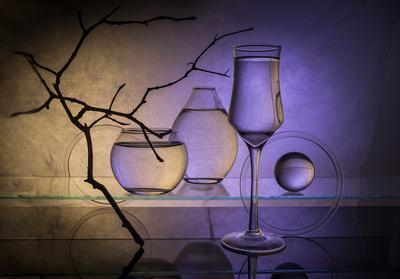 """Из серии """"Эксперименты со стеклом"""""""