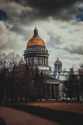 Исаакиевский собор Город архитектура собор