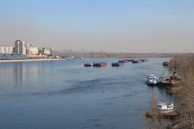 Во время! Мой город Красноярск