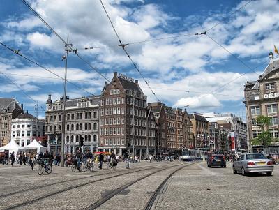 *** Амстердам,европа