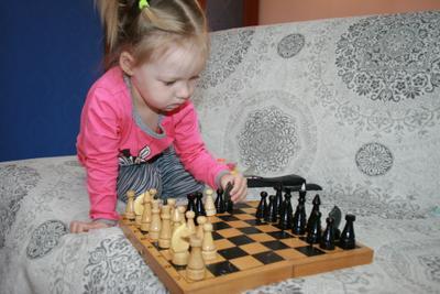 Ну и как тут играть? шахматы игры разума 2 года