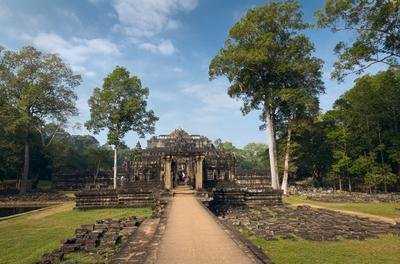 Храм Бапхуон Камбоджа.Сием Риап