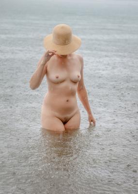 Натура в дождь