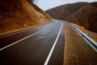 Вперед,вперед... Дорога дождь скорость горы серпантин