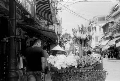 Цветы Vietnam