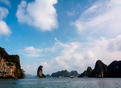море, небо, мир бездонный.... asia travel vietnam