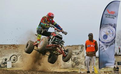 Cross Country 3 moto