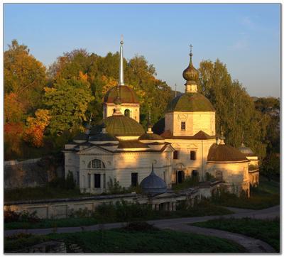 Параскева... (2) Старица Церковь Параскевы Пятницы 1750 г октябрь