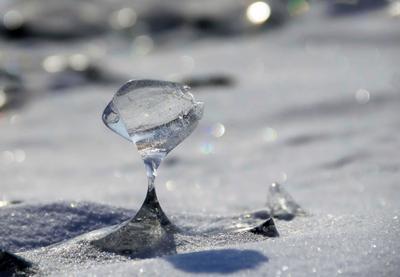 Скульптор Байкал.. байкал ольхон ледяные фигурки на льду