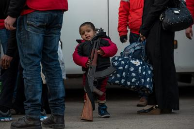 *** война дети сирия репортаж