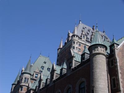 Замки моего детства. Канада Монтреаль Квебек