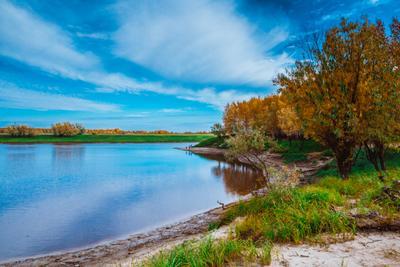 В гостях у осени! (6) Осень Тайга Лес