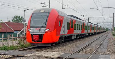 ЭС2Г-237 СПБ Апраксин поезд электричка Ласточка ЭС2Г-237
