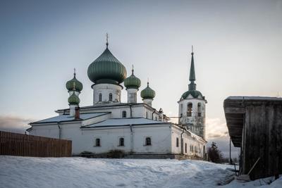 Церковь Иоанна Предтечи в Старой Ладоге