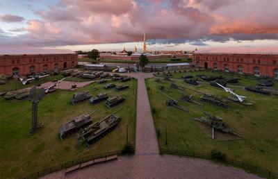 Санкт-Петербург: Артиллерийский музей Санкт-Петербург Петропавловская крепость рассвет утро Артиллерийский музей