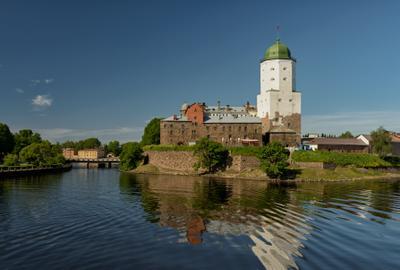 Замок* Выборг замок природа лето