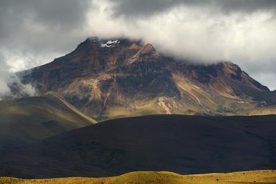 Котопахи горы. Эквадор