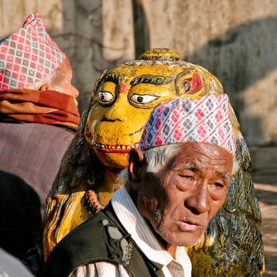 Жизнь среди богов Непал Катманду