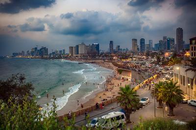 Tel-Aviv 4030 Photographer Alexander Tochinskiy